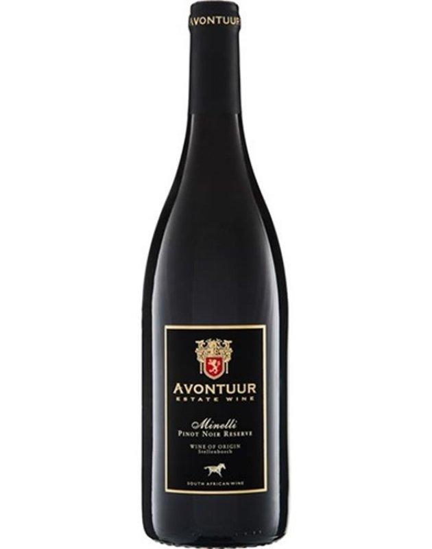 Avontuur Minelli Pinot Noir Reserve 2014