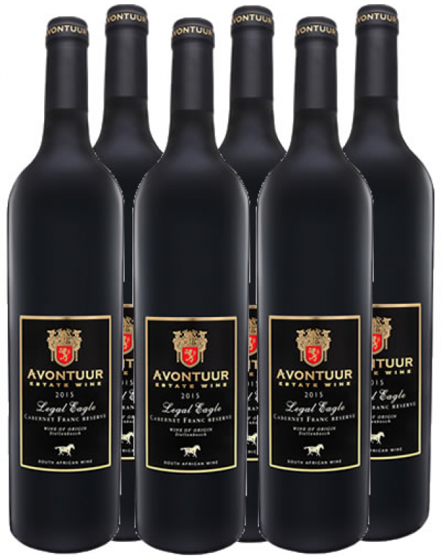 Avontuur Legal Eagle Cabernet Franc Reserve 2015